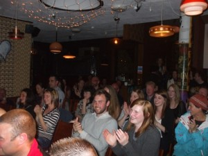 Crowbar Comedy Crowd