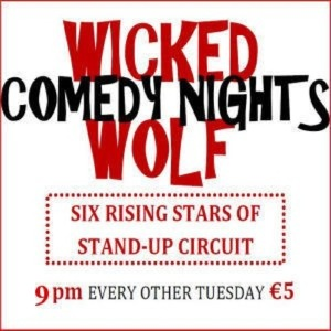 Wicked Wolf Comedy Club