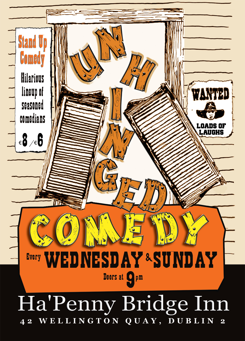 Unhinged_Comedy_Web_Poster